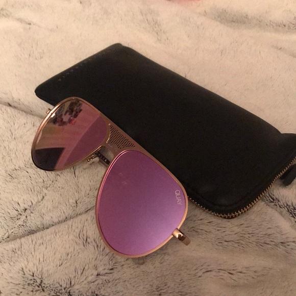 """94927c63a7 Quay Australia x Kylie Jenner """"Iconic"""" Sunglasses.  M 5a7a794f61ca10b742cff79b"""